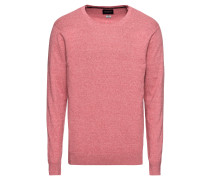Pullover 'Ams Blauw regular fit crew neck knit in cotton cashmere'