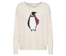Pullover 'critters ' offwhite