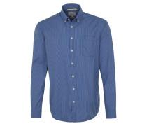 Hemd ' ' blau