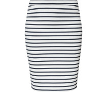 Rock navy / weiß