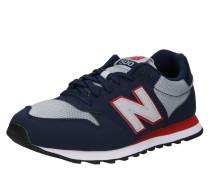 Sneaker 'gm500' dunkelblau / rot