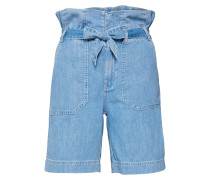 Shorts 'Phoebe' blau
