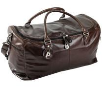 Weekend Reisetasche Leder 54 cm braun