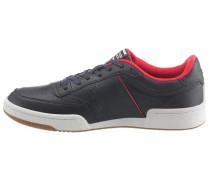 Sneaker 'Blazer' navy / hellrot