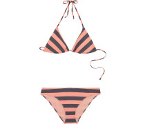Bikini 'lana' grau / koralle