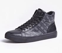 Sneaker 'Larry' grau / schwarz