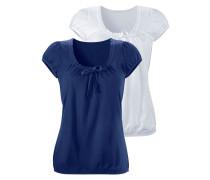 Shirts blau