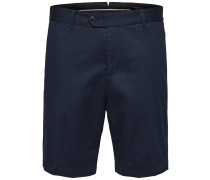 Tapered Fit Shorts navy