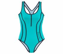 Badeanzug blau