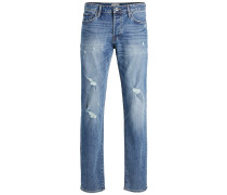 'mike CR 026' Comfort Fit Jeans