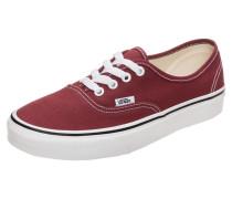 Authentic Sneaker Damen rot