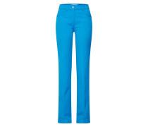 Hose 'uniform 5 PKT BTL Pant' blau