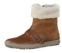 Boots Stirling Ladies creme / braun