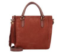 Handtasche 'Chelsea-Caela' rostrot