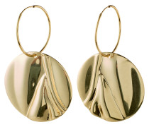 Schmuck 'Earrings Water' gold