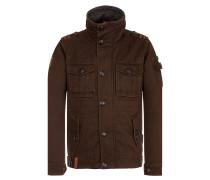Jacket 'Lutschewitz' dunkelbraun