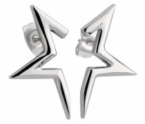 Paar Ohrstecker 'Stern Lj-0119-E-24'