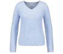 Pullover rauchblau
