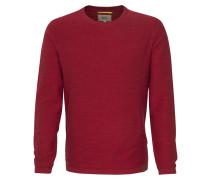 Pullover rot / dunkelrot