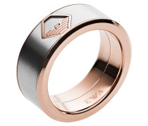 Ring rosegold / silber