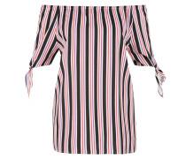 Off Shoulder-Bluse mit Bow-Details