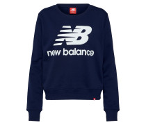 Sweatshirt 'Essentials Crew' navy