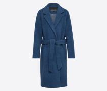 Mantel 'Margo' blau