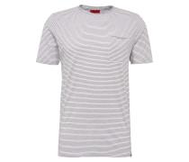 T-Shirt 'Donelli 10205139 01' schwarz / weiß