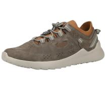 Sneaker khaki / braun
