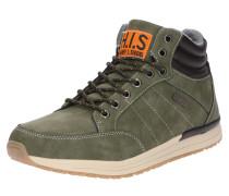 Sneaker High oliv