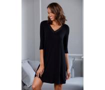 Nachthemd schwarz