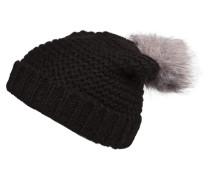 Mütze 'PCjamilla' schwarz