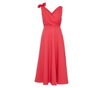 Cocktailkleid 'pascal' rot
