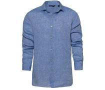 Freizeithemd Backstay Hemd blau