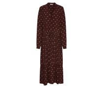 Kleid 'Rylie Morocco' braun