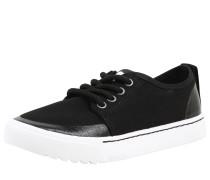 Sneaker 'Camp' schwarz