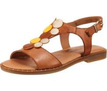 D3655 Klassische Sandalen