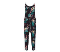 Overall 'wozipe Jumpsuit' schwarz