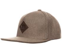 'Grove' Snapback Cap grau