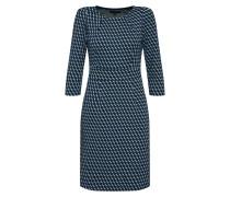 Kleid 'Mona Dress Wicked' blau / grün