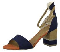Sandale braun / enzian