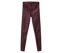 Jeans 'viglitti RW 5P Pant' rotviolett
