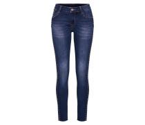 Jeans 'happy' blue denim