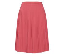 Rock 'Printed Plissée Skirt' pink