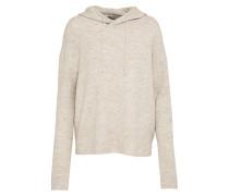 Pullover mit Kapuze kitt