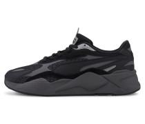 Sneaker 'rs-X³ Puzzle' dunkelgrau / schwarz