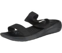 Sandale 'LiteRide Sandal W' schwarz