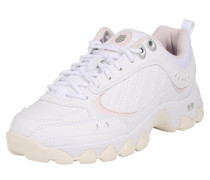 Sneaker 'hs329' rosa / weiß