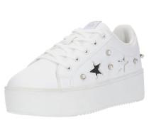 Sneaker 'claus' weiß