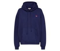 Sweatshirt 'unbasic Hoodie' blau